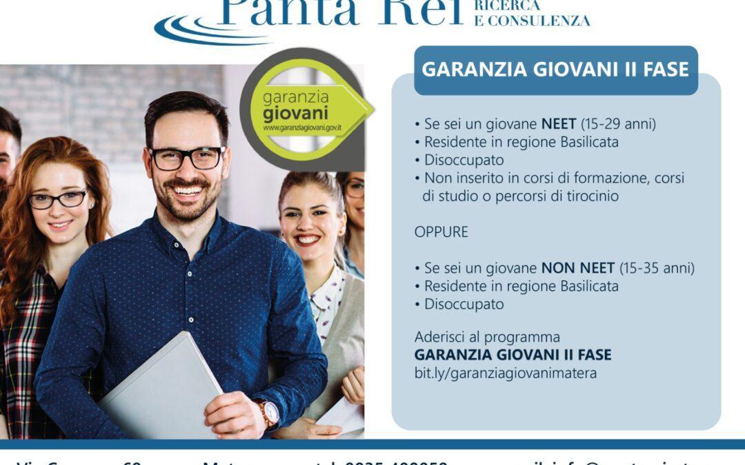 Garanzia Giovani II fase